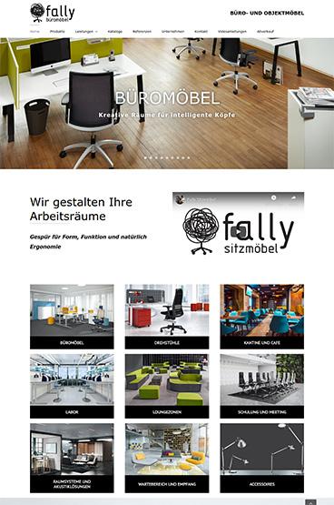 Fally Büromöbel
